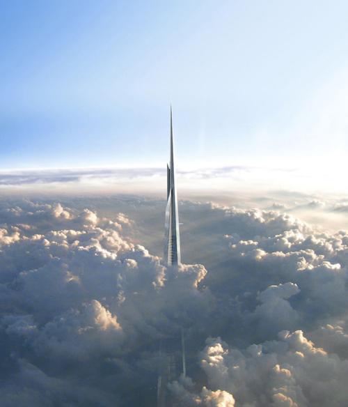 Kingdom Tower/ Adrian Smith+Gordon Gill